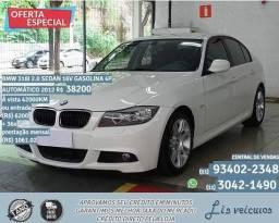 Bmw branco 318I 2.0 sedan 16v gasolina 4p automático 2012 R$ 38.214 42000km - 2012