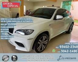 Bmw X6 4.4 50I 4x4 gasolina 4p automático 2011 R$ 112.255 48000km branco - 2011