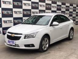 CRUZE 2012/2013 1.8 LT 16V FLEX 4P AUTOMÁTICO - 2013
