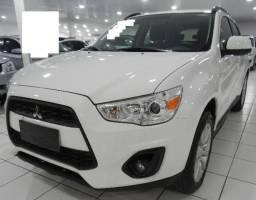 Mitsubishi ASX 4X2 Automatico Branco 26.000KM Unico dono Raridade - 2014