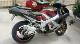 Moto Para Retirada De Peças/sucata Suzuki Srad 750 Ano 1998