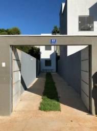 Passo Financiamento Casa Duplex Nova em Mateus Leme EXCELENTE!!