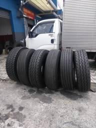 Pneus para carreta/caminhão