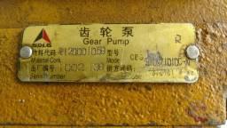 Bomba De Engrenagem /1010-xf para Pá carregadeira SDLG - LG936, p/n 4120001058