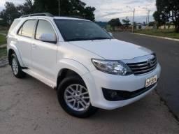 Toyota Hilux SW4 2,7 Flex Único dono, Automático Branco 2014 - 2014