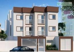 Cobertura com 2 dormitórios à venda, 38 m² por R$ 269.000,00 - Vila Pires - Santo André/SP