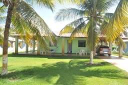 Casa na Praia do Abaís, Condomínio Fechado a Beira Mar