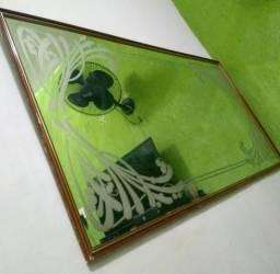 Espelho+frete por 250 reais