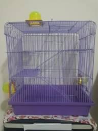 Gaiola de 3 andares para hamster sírio rato topolino gerbil