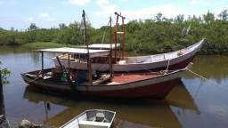 Venda - Barco de fibra - motor MWM 226 série - 2017