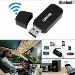 Receptor de som Bluetooth