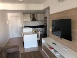 Apartamento com 1 dormitório para alugar, 50 m² por R$ 2.900,00/mês - Petrópolis - Porto A