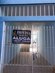 Casa Padrão para Aluguel em Parque Residencial Califórnia Campo Limpo Paulista-SP