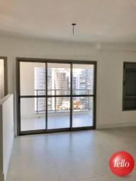 Apartamento à venda com 1 dormitórios em Vila madalena, São paulo cod:215874
