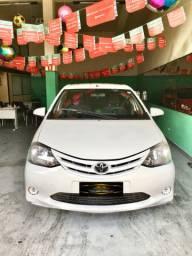 Toyota Etios Sedan X 1.5 2015 GNV