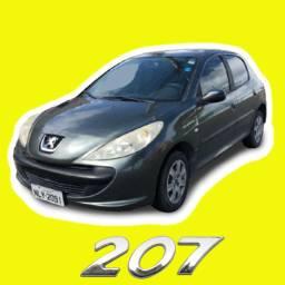 Peugeot 207 XR 1.4 Flex 2009