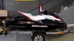 Vendo jet ski sea doo 155 SE 2011