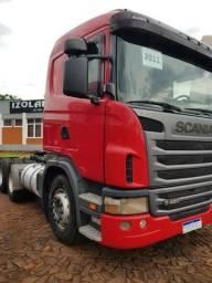 Caminhão scania G420 A 6X4