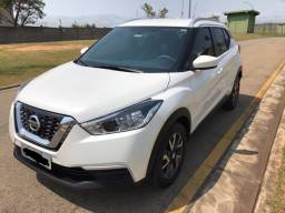 Nissan Kicks 2018 1.6 Aut. Apenas 30.000 KM Troca com Troco Financio Banco de Couro