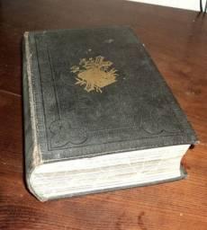 Bíblia Alemã Séc 18