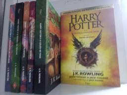 Livros do HARRY POTTER VENDA URGENTE!