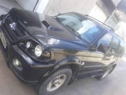 Pajero Sport 4x4 Aut Diesel 2005 BARATO DEMAIS!! - 2005