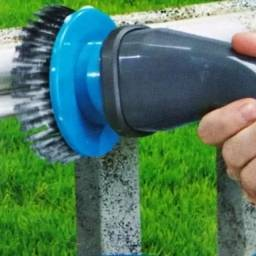 Escova de limpeza elétrica muscle scrubber