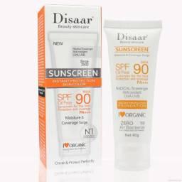 Protetor solar importado alta proteção 90