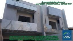Casa duplex com 03 qtos (01 suíte) no Residencial Laranjeiras