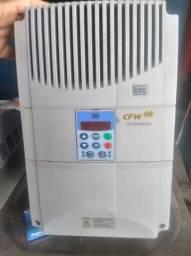 Inversor De frequência WEG Trifásico 380 v 24 Amperes / 15 CV