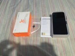 Samsung Galaxy J6 semi novo