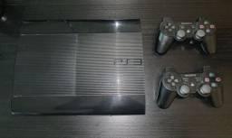 PS3+acessórios+jogos