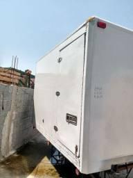 Baú frigorífico para vans e outros