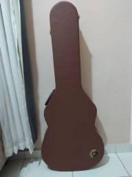 Case rígido violão