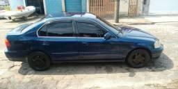 Vendo/Troco Civic EX 1.6 AT Completo 1999
