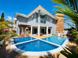 Excelente Casa Luxuosa no Condomínio Bosque das Gameleiras