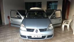 Clio sedã 1.0 2007 completo