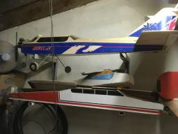 Aeromodelo Javelin 1,60 asa