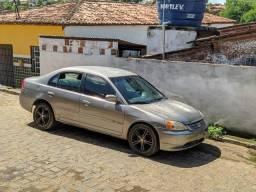 Honda Civic 2001 lx completo