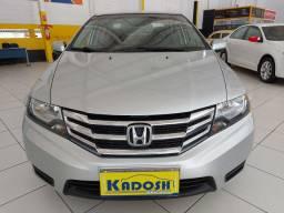 Honda City LX Automático 2013