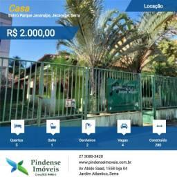 Casa em Jacaraípe, 05 quartos