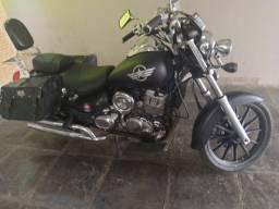 Moto shineray bolt