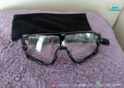 Óculos Ciclismo Transparente