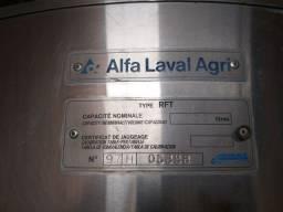Tanque expansão- Refriador de leite