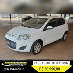 Palio attrac 1.0 flex 16/16 R$ 30.990,00