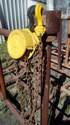Talha corrente 500kg - Berg Steel