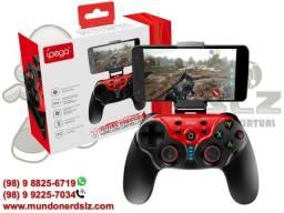 Controle Joystick Gamepad Android Bluetooth Ipega PG-9088 em São Luís Ma