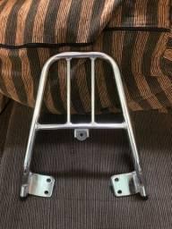 Vendo bagageiro original da suzuki nex 115 em aço inox