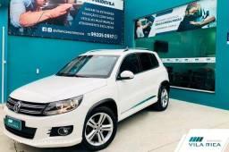 Vila Rica Seminovos - VW Tiguan 2.0 Tsi R-line 16v Turbo Gasolina 4p Tiptronic 2013