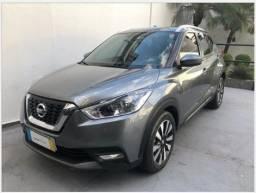 Nissan-2020- Kicks SV 1.6 16V (Flexstart) 4P X-Tronic.-Único dono!!!Garantia Fábrica!!!